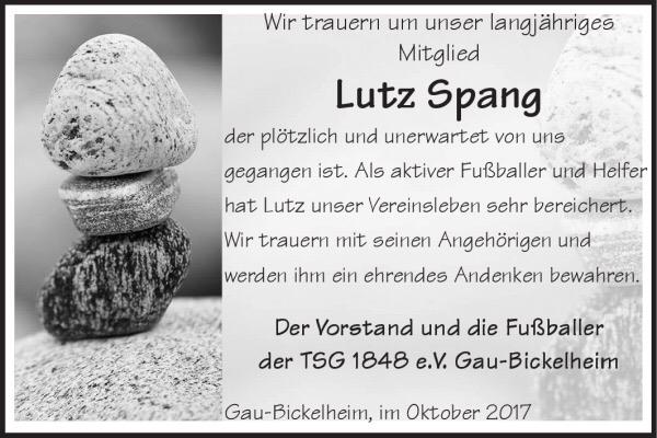 Lutz Spang